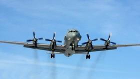 Một máy bay IL-20. Ảnh AVIATION PHOTOGRAPHY