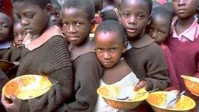 Trái đất càng nóng, số người đói càng tăng