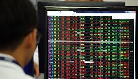 VN-Index giảm 12 điểm