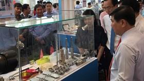 Nhóm sản phẩm cơ khí nằm trong danh mục sản phẩm chủ lực  của TPHCM được kỳ vọng có thể chen chân vào chuỗi giá trị toàn cầu