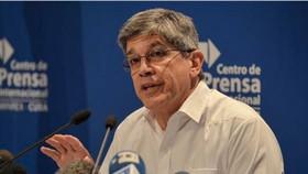Vụ trưởng Vụ Các vấn đề về Mỹ, Fernández de Cossío. Nguồn: TTXVN