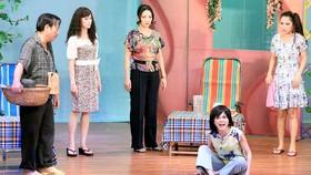 Sân khấu kịch Hoàng Thái Thanh tạo nhiều điều kiện để diễn viên trẻ thể hiện tài năng, bản lĩnh sân khấu
