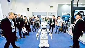 Sản phẩm robot do Trung Quốc chế tạo