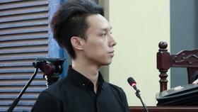 Bị cáo Thùy Dung tại phiên tòa