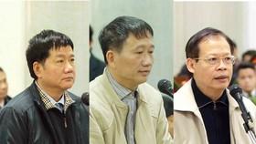 Trịnh Xuân Thanh và đồng phạm xin được hưởng khoan hồng của Nhà nước
