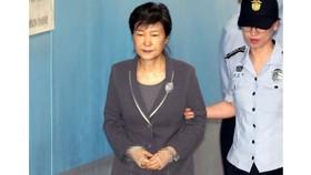 Cựu Tổng thống Hàn Quốc Park Geun-hye. Ảnh: Yonhap
