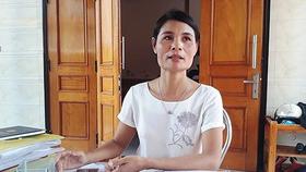Quảng Bình: Cô giáo bị trù dập được phục hồi chức vụ