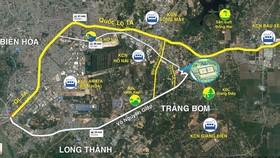 Nhiều dự án bất động sản tại Đồng Nai có dấu hiệu lừa đảo