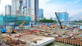 Dự án chống ngập do triều có tổng vốn đầu tư 10.000 tỷ đồng  đang gặp vướng mắc về thủ tục