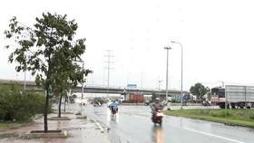 Đẩy nhanh tiến độ xây dựng đường Nguyễn Duy Trinh