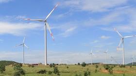 Gần 70 hồ sơ đăng ký đầu tư điện gió