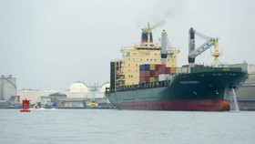 Khu phức hợp cảng Lagos ở Lagos, Nigeria