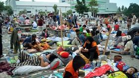 Số người thiệt mạng do động đất và sóng thần tại Indonesia đã lên tới 384 người