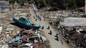 Lại xảy ra động đất liên tiếp tại khu vực đảo Sumba của Indonesia