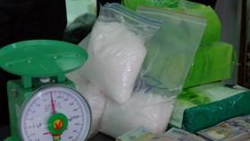Phá đường dây vận chuyển trên 12 kg ma túy đá từ Campuchia về Việt Nam
