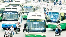 Đẩy mạnh ứng dụng công nghệ quản lý điều hành xe buýt