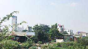 Sẽ cưỡng chế công trình xây dựng  vi phạm ở Bình Hưng Hòa