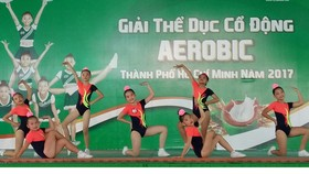 Tổ chức festival võ nhạc và thể dục cổ động cấp thành phố năm 2019