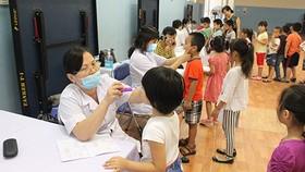 Đánh giá công tác  y tế và vệ sinh trường học