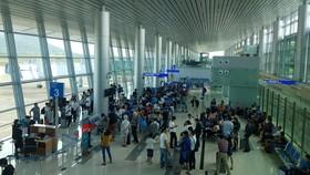 Năm 2018, hơn 104 triệu lượt hành khách đến và đi ở các sân bay