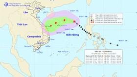 Mỹ hỗ trợ Việt Nam dự báo thời tiết