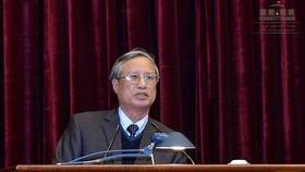 Ông Trần Quốc Vượng  Chủ nhiệm Ủy ban Kiểm tra Trung ương. Ảnh: QH