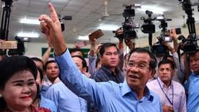 Điện mừng nhân dịp Campuchia tổ chức thành công cuộc bầu cử Quốc hội khóa VI