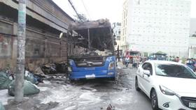Bất an khi xe khách phát hỏa