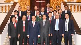 Chủ tịch nước, Thủ tướng tiếp lãnh đạo một số nước ASEAN, Bangladesh và Ủy hội sông Mê Công