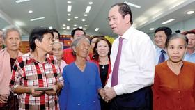 Vị Chủ tịch nước bình dị, tình cảm và đầy trách nhiệm