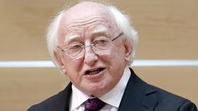 Tổng thống Michael D. Higgins. (Nguồn: AP)