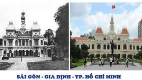 Sài Gòn - Chợ Lớn - Gia Định - TPHCM - 320 năm khát vọng vươn cao