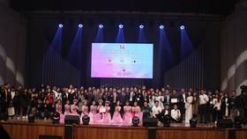 Bữa tiệc văn hóa của sinh viên Việt Nam tại Hàn Quốc