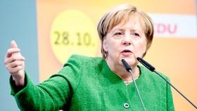 Khoảng trống sau bà Merkel