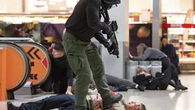 Anh điều tra, Đức diễn tập chống khủng bố