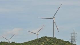 Năng lượng xanh đang được khuyến khích phát triển                                 Ảnh: CAO THĂNG