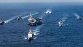 Mỹ và Hàn Quốc liên tiếp tổ chức các cuộc tập trận