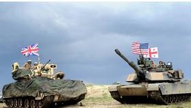 Một cuộc tập trận của NATO tại Gruzia gây lo ngại cho Nga  