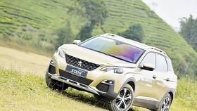 Bộ đôi SUV Peugeot thế hệ mới 3008 và 5008 chinh phục khách hàng Việt
