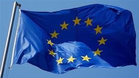 Lá cờ biểu tượng của Liên minh châu Âu. Ảnh: Europa