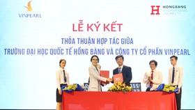 100% sinh viên ngành du lịch ĐH Quốc tế Hồng Bàng có việc làm khi tốt nghiệp