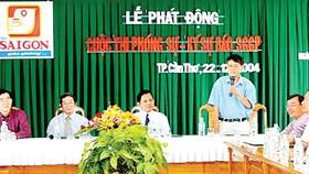 Nhà văn Lê Văn Thảo với chuyện văn nghệ ở rừng