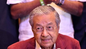 Thủ tướng Mahathir Mohamad. Nguồn: TTXVN