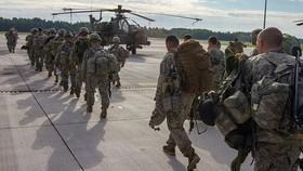 NATO tập trận lớn sát Nga