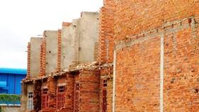 Huyện Bình Chánh phải tháo dỡ toàn bộ công trình sai phạm