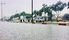 """Hà Tĩnh xuất hiện cơn mưa """"vàng"""""""