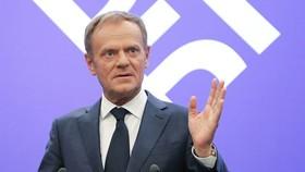 Chủ tịch Hội đồng châu Âu (EC) Donald Tusk