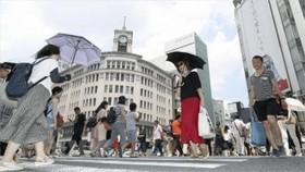 Nhật Bản: Nắng nóng kỷ lục, 8 người chết, hơn 2.000 người nhập viện