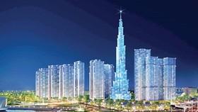 Bất động sản Việt hút gần 5 tỷ USD vốn FDI