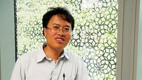 Giáo sư Đàm Thanh Sơn